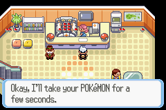 Pokemon Pyschic - Wat a Glitch! - User Screenshot